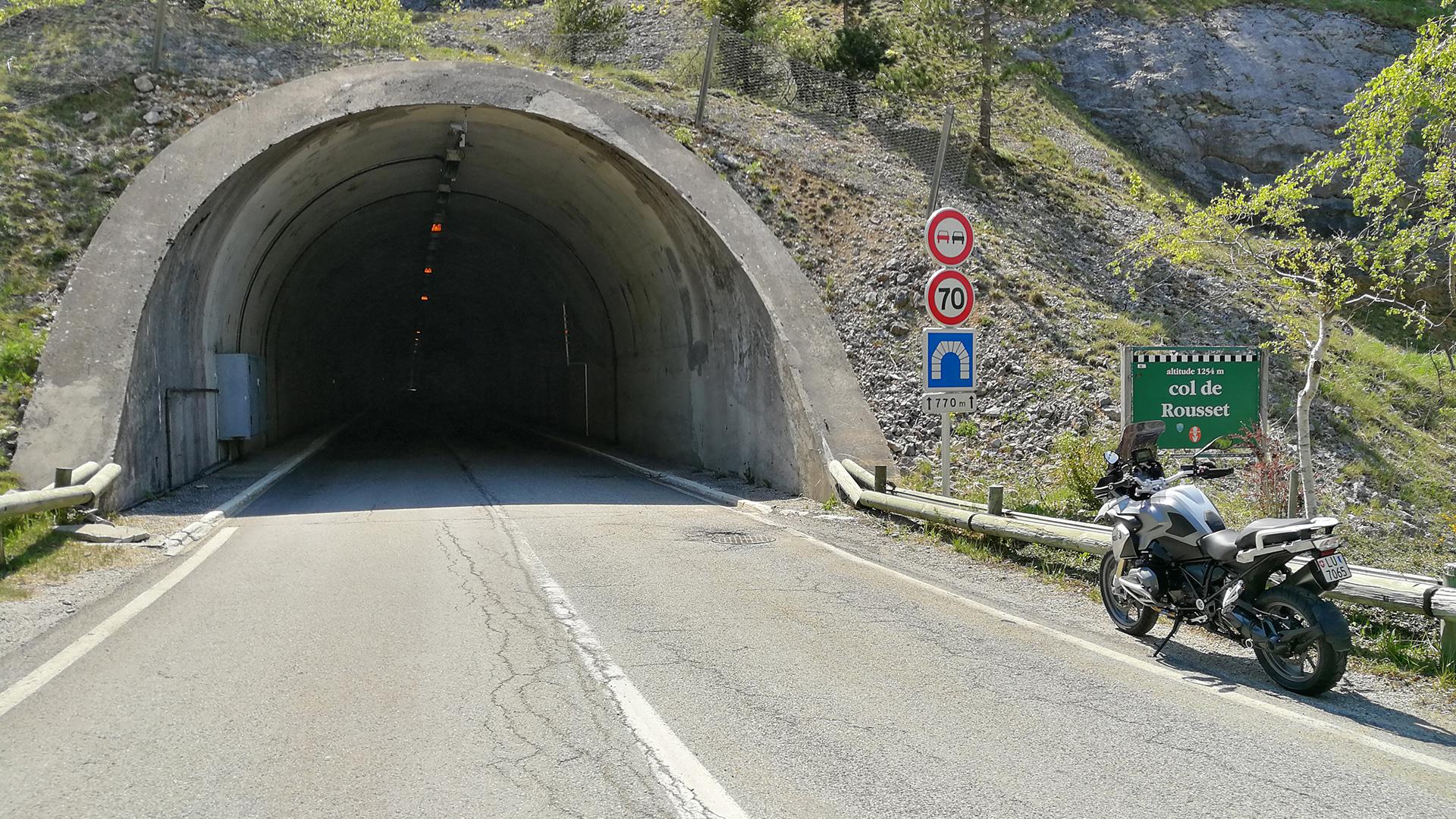 1254 - F - Col de Rousset