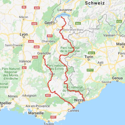 Napoleon Tour