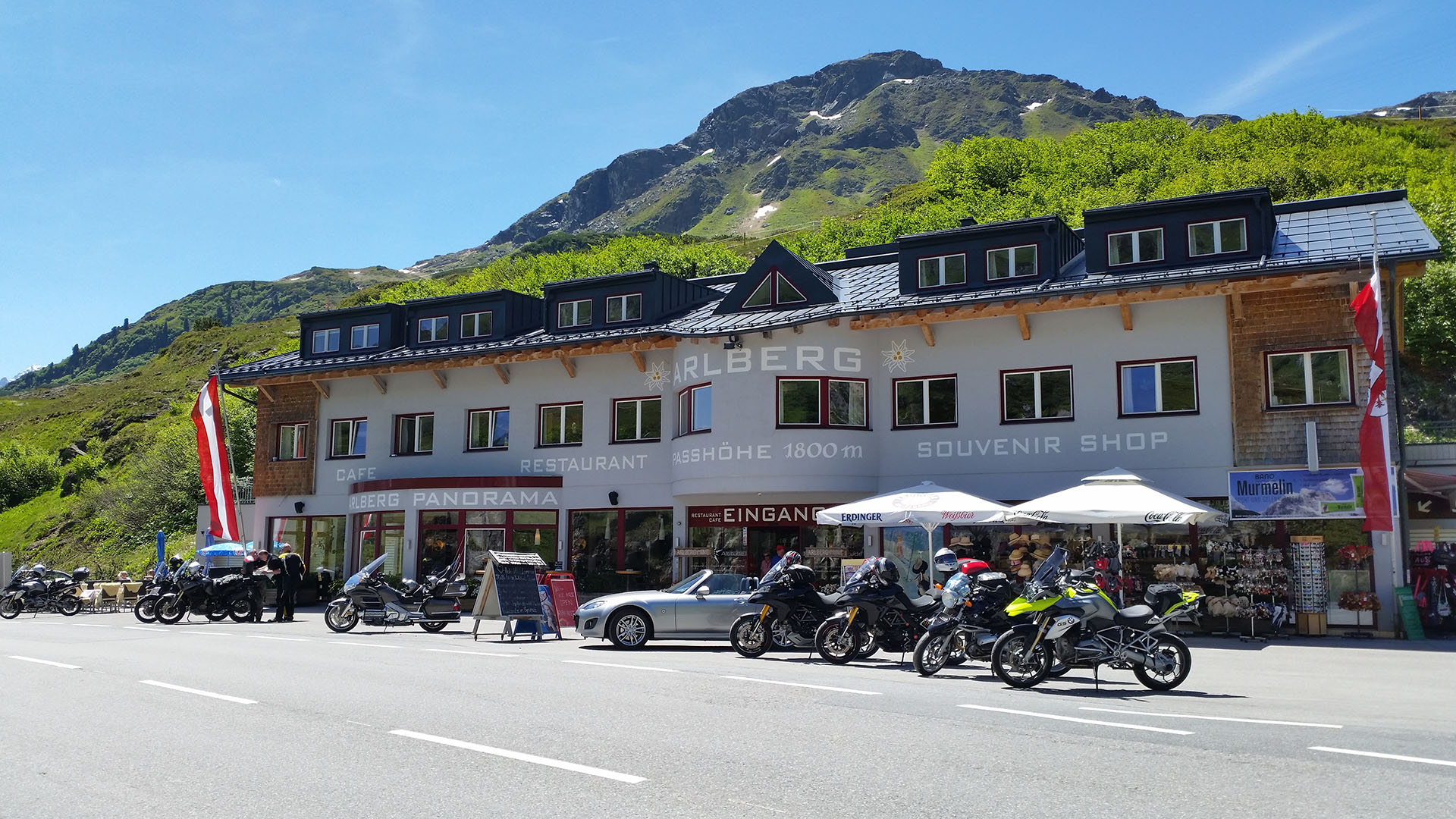 1800 - A - Arlberg-Pass