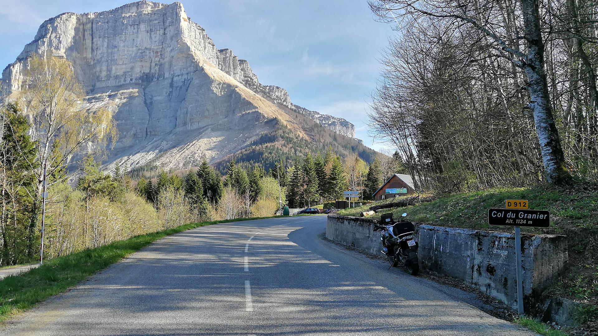 1134 - F - Col du Granier