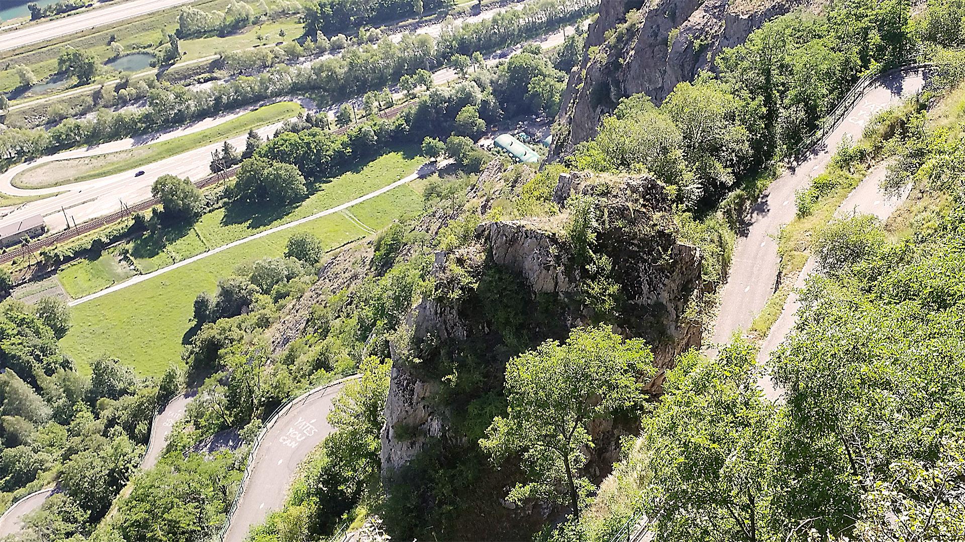 1533 - F - Col du Chaussy © Pässe.Info