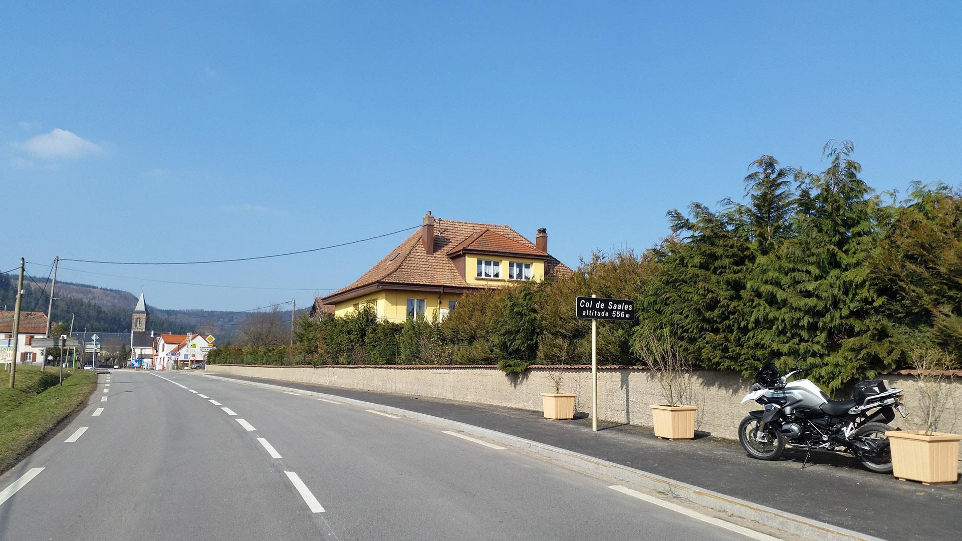 0556 - F - Col de Saales