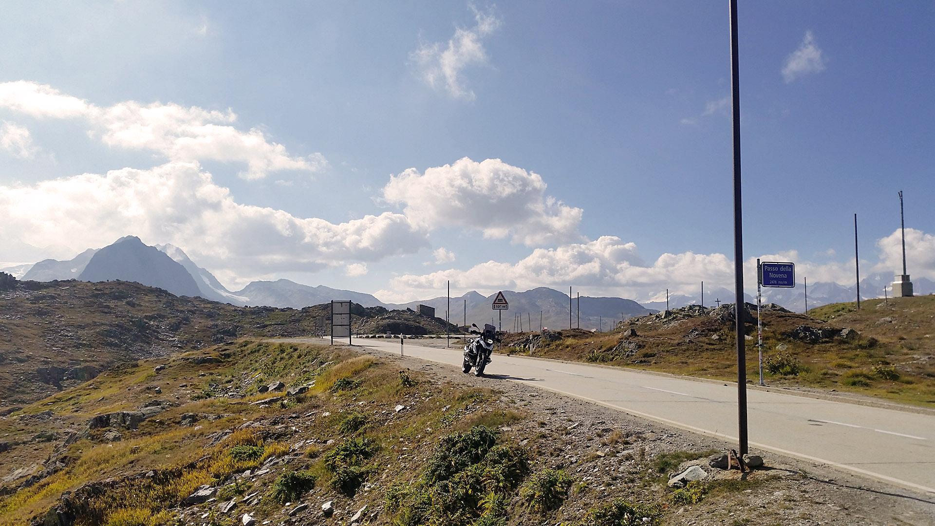 2478 - CH - Passo della Novena (Nufenen-Pass) © Pässe.Info