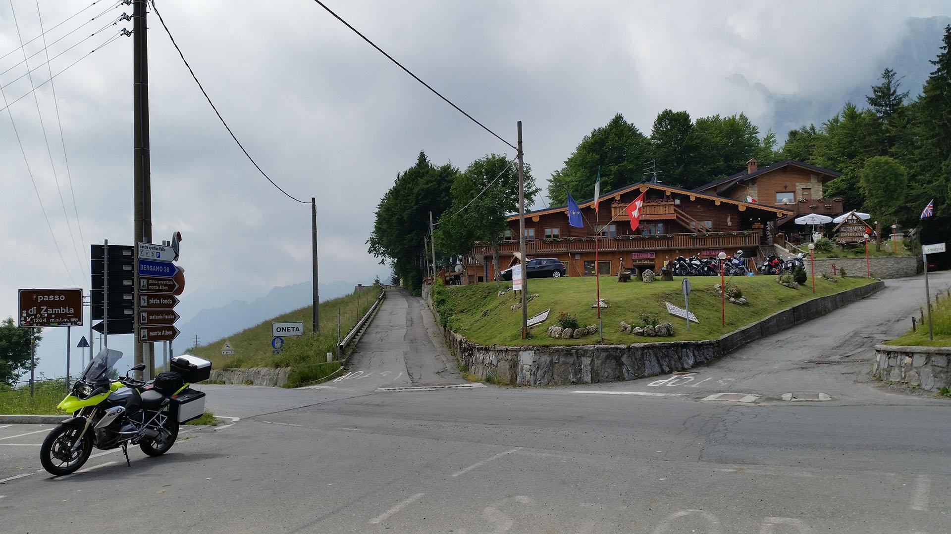 1264 - I - Passo di Zambla