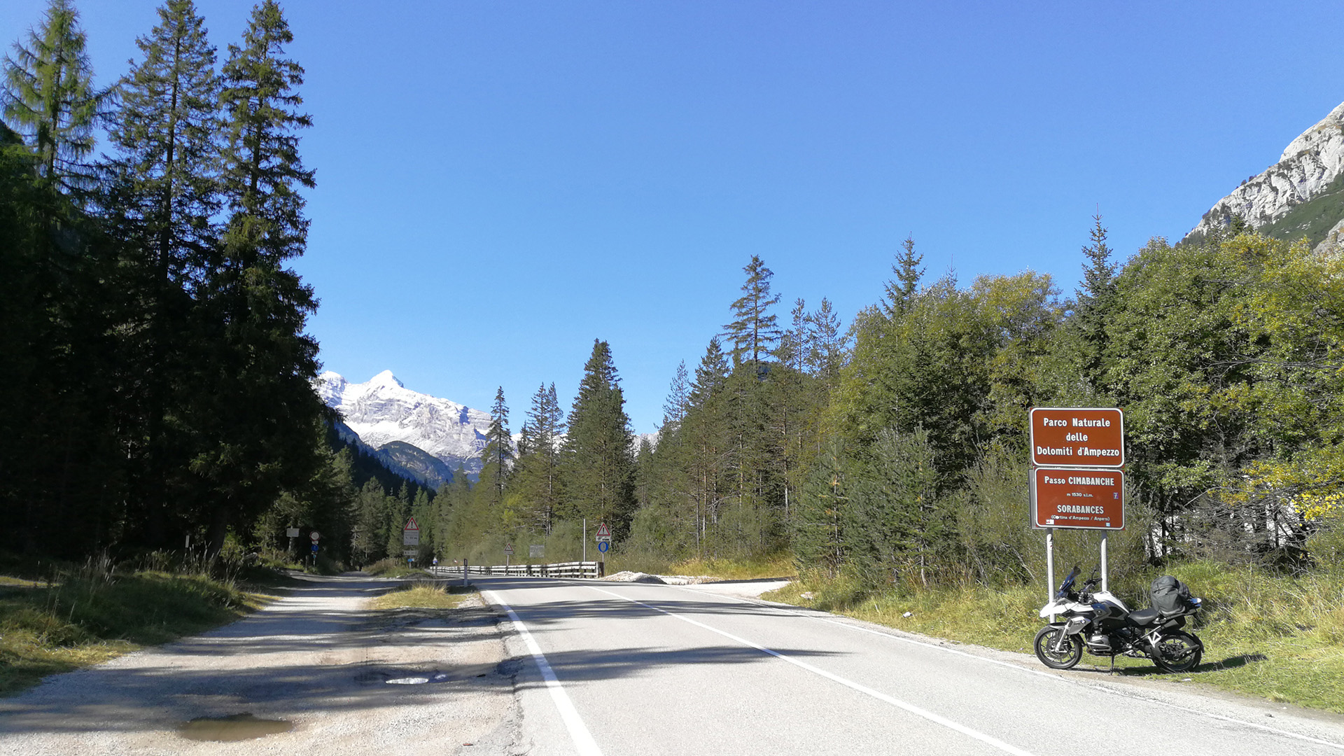 1530 - I - Passo Cimabanche