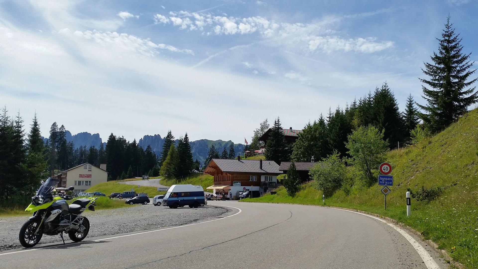 1508 - CH - Jaun-Pass