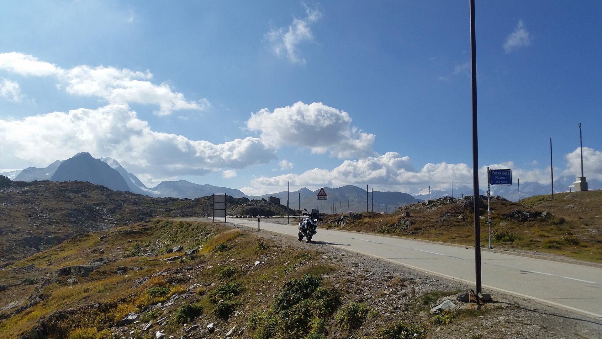 2478 - CH - Nufenen-Pass (Passo della Novena)