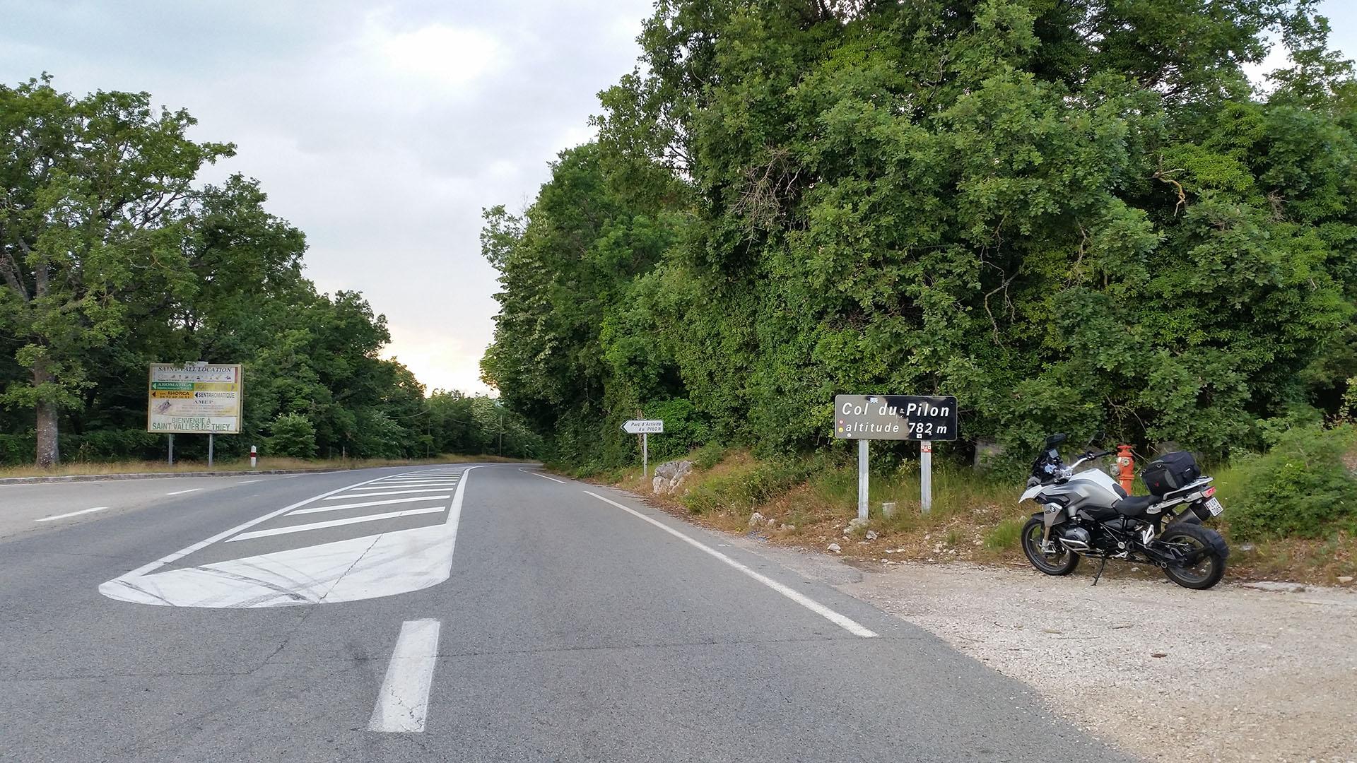 0782 - F - Col du Pilon