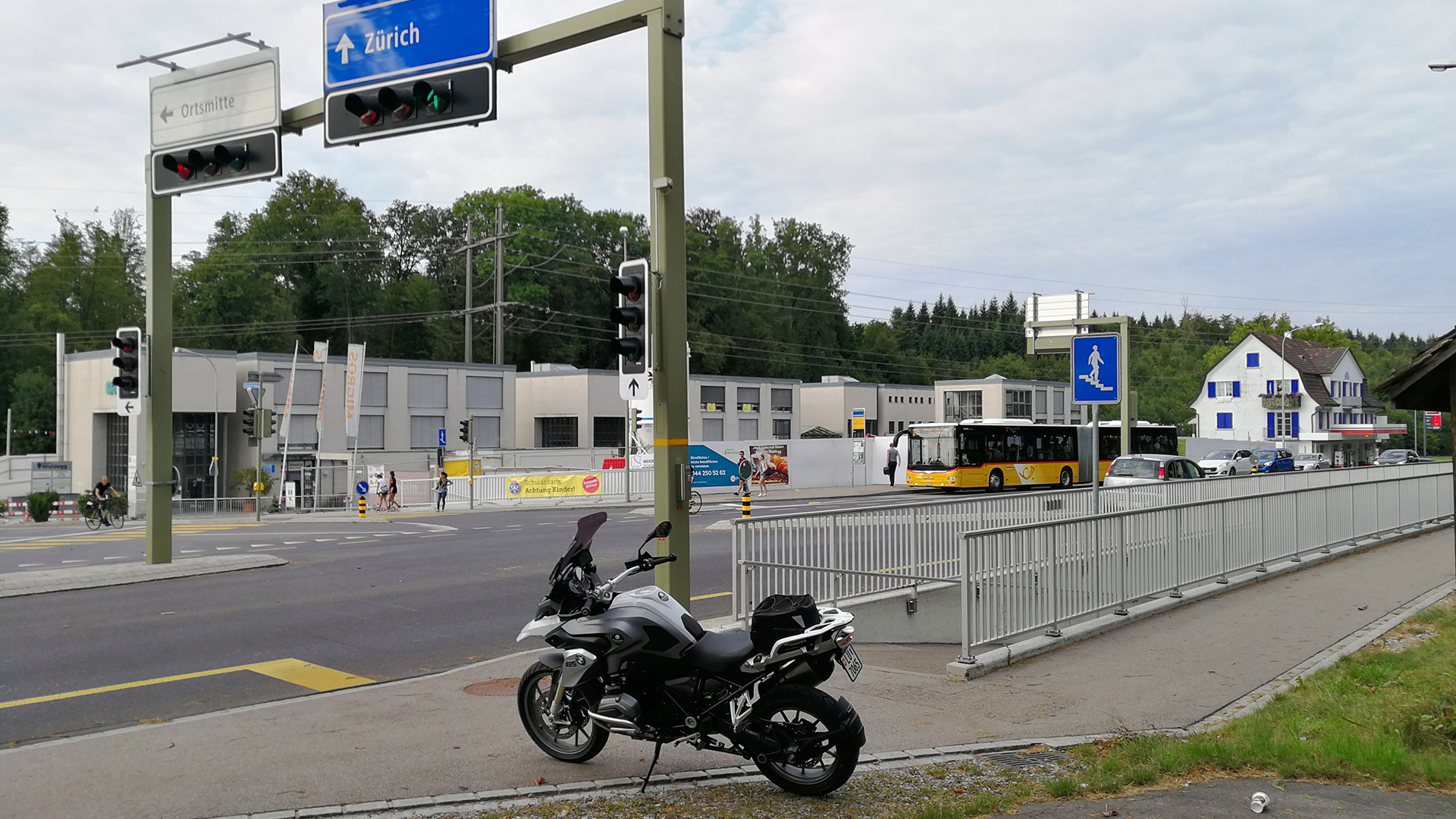 0592 - CH - Waldegg Uitikon
