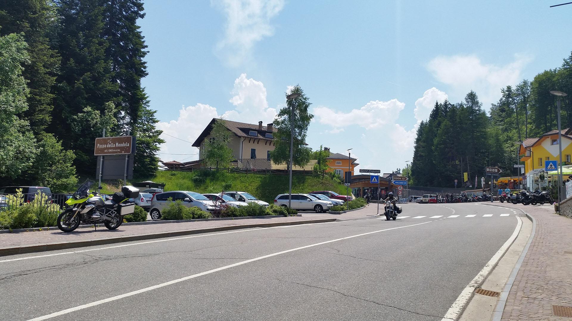 1363 - I - Mendel-Pass (Passo della Mendola)