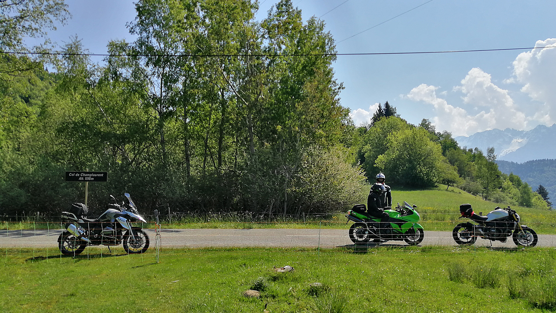 1116 - F - Col de Champlaurent