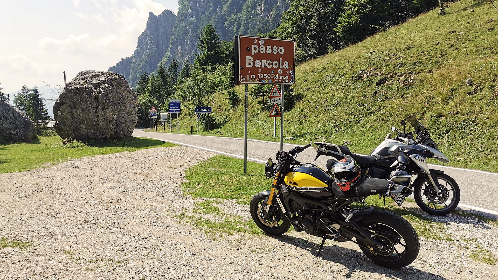 1250 - I - Passo Borcola