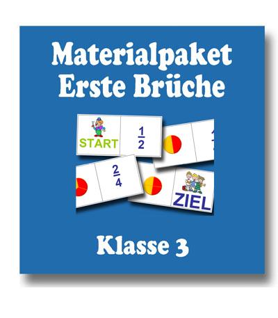 Grundschule Material Bruchrechnen 3. Klasse