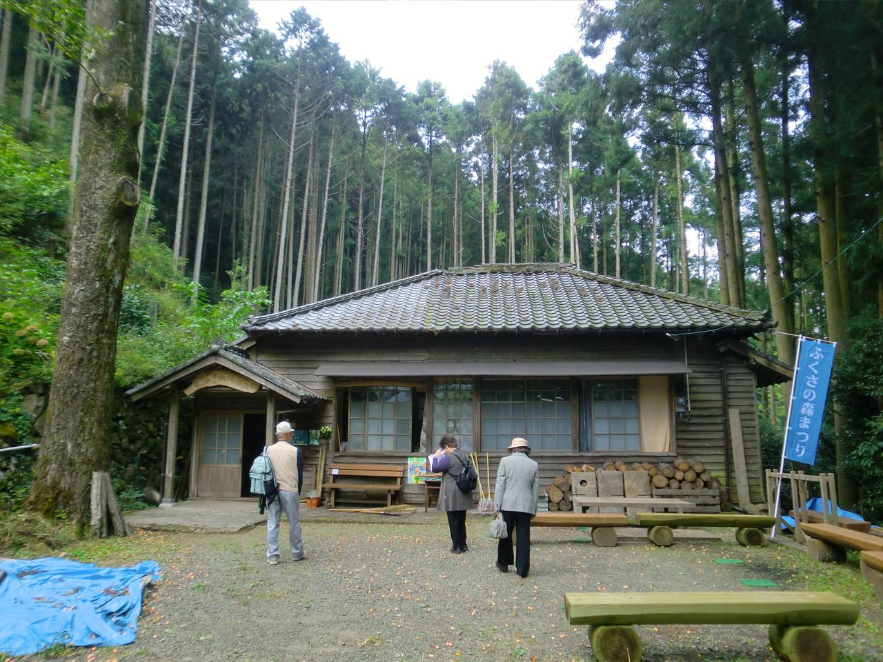 県産材を使った家づくり講演会  (ふくさの森)