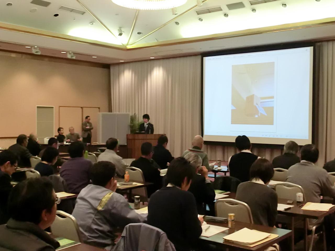 愛媛県中小建築業協会講習会「木造住宅の歴史と良さ」
