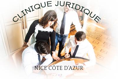 Etudiants en Droit supervisés par des Avocats - Clinque du droit des Affaires Nice Côte d'Azur