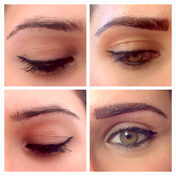 Permanent Make-up Augenbrauen