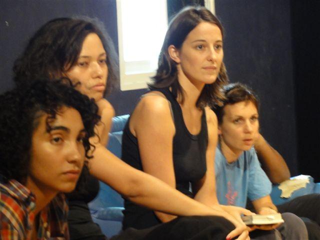Mars 2011. Oncle Vania de Tchekhov / Conservatoire de St Denis de La Réunion