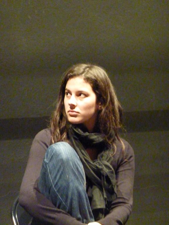 Avril 2010. Théâtre Universitaire de Dijon