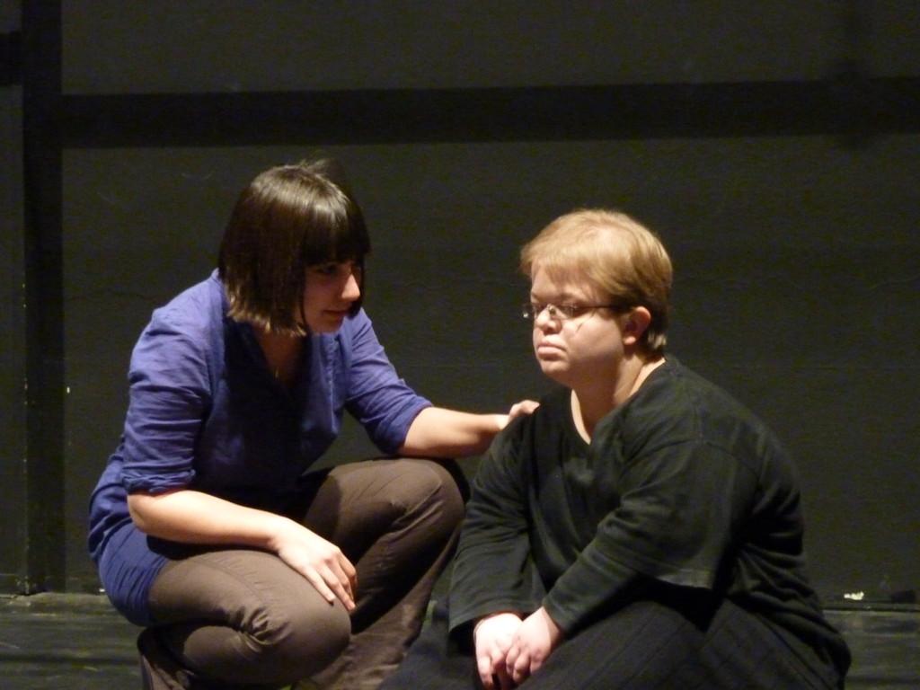 Avril 2010.  Oncle Vania de Tchekhov /Théâtre Universitaire de Dijon