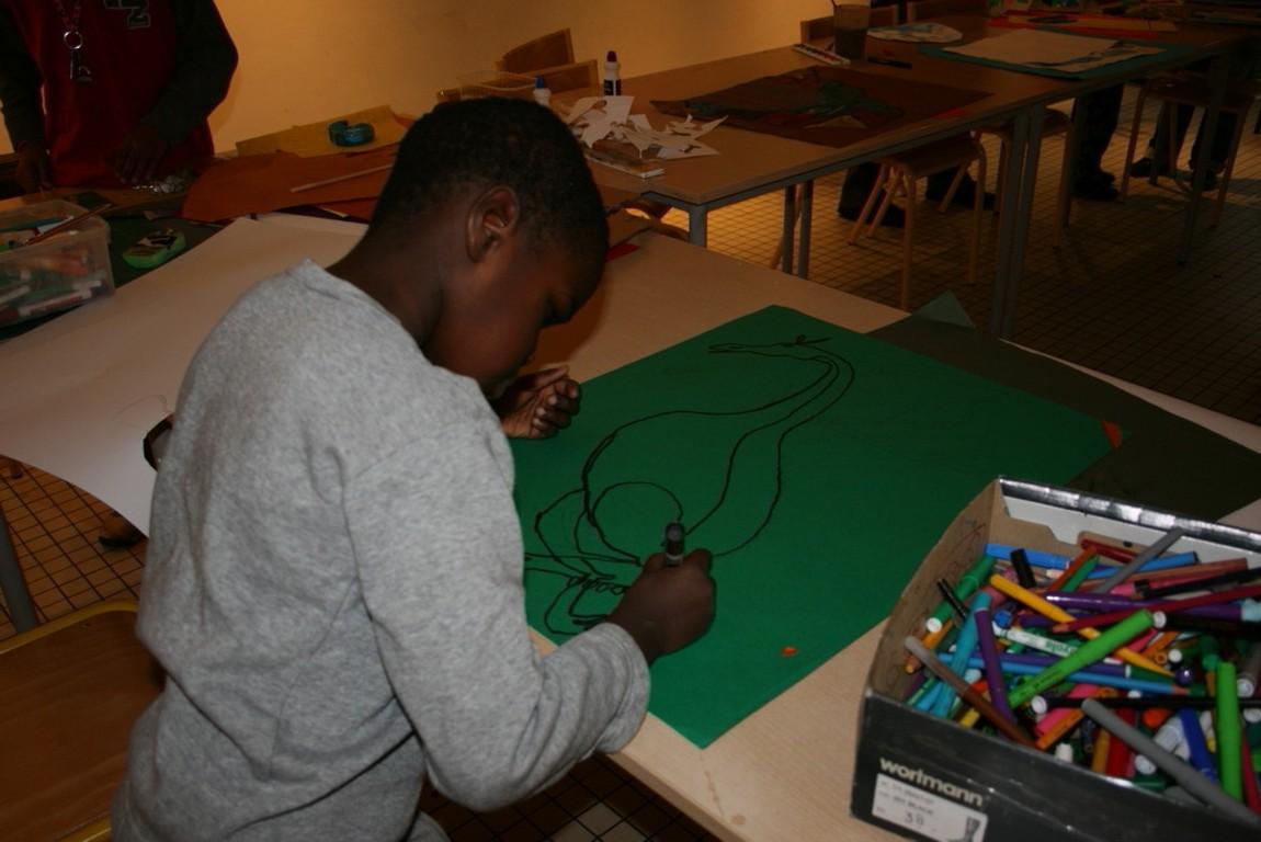 atelier dessin et peinture
