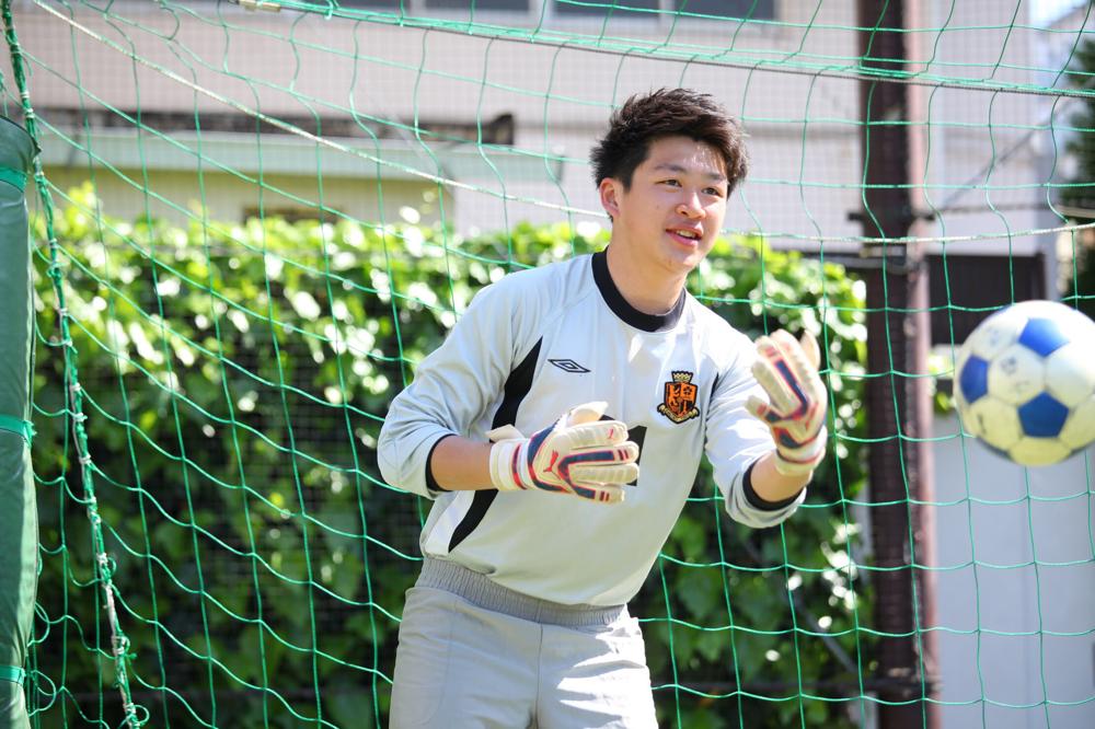 四谷ゴールキーパートレーニング