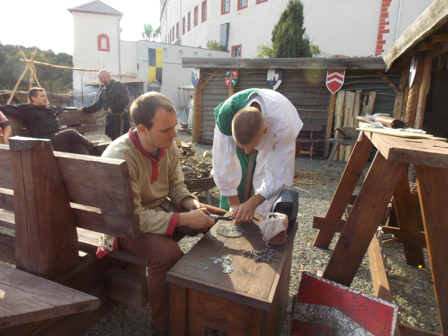 1. Tag des alten Handwerks