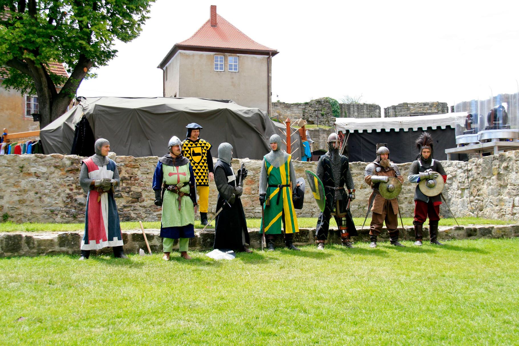 Mittelalterspektakel Querfurt
