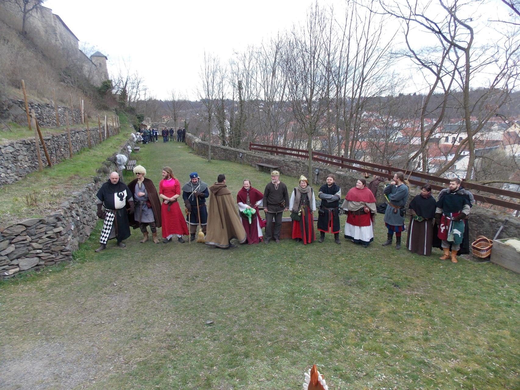 Ostern auf der Osterburg