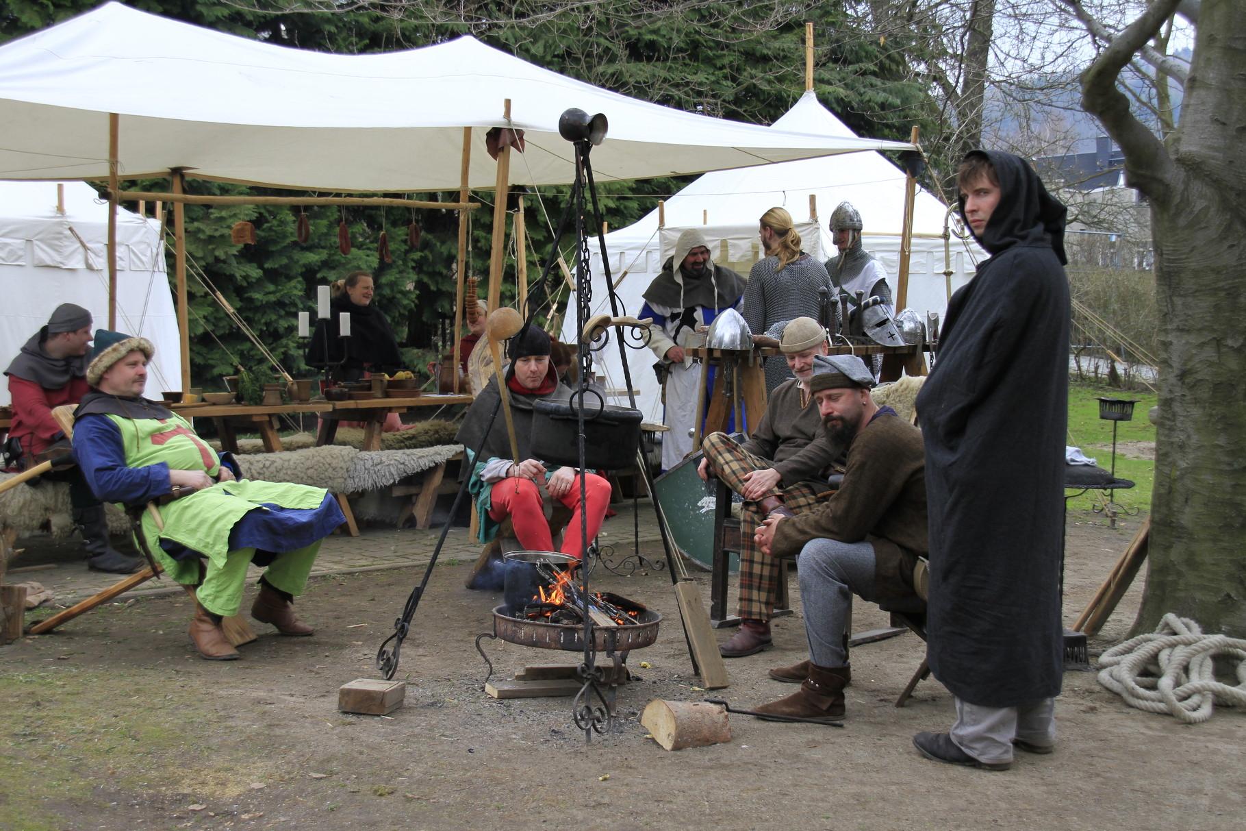 Mittelalterspektakel Olbernhau