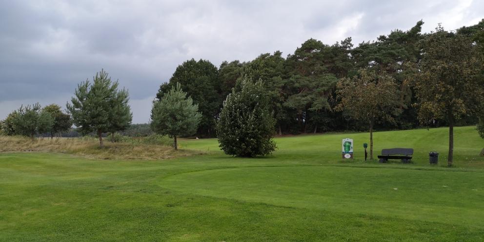 In dieser herrlichen Umgebung kann man beim golfen natürlich bestens abschalten.