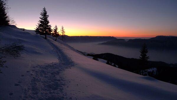 La donna e il Solstizio d'Inverno