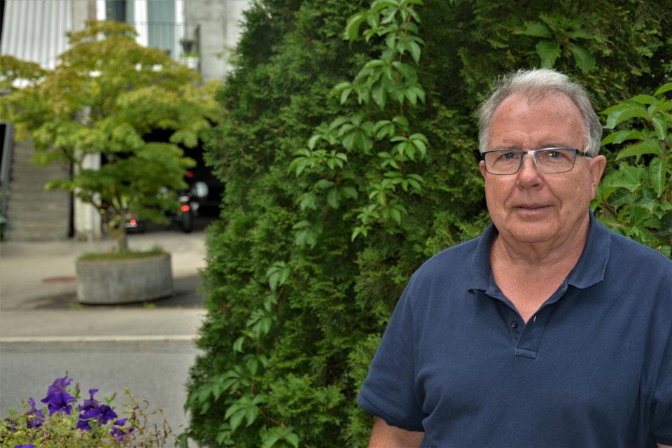 Werner Hofer ist Co-Präsident des OK /Foto: Urs J. Huber