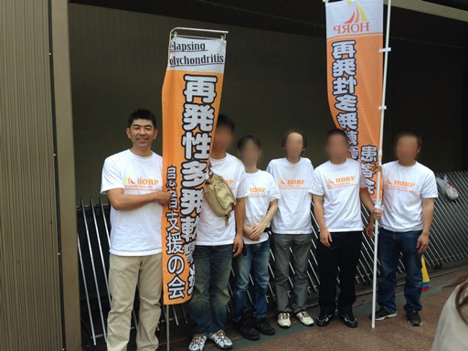 2013.5.12 街頭署名@福岡