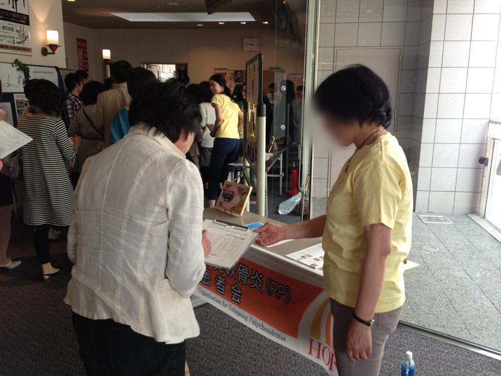 2013.5.18 署名活動@名古屋