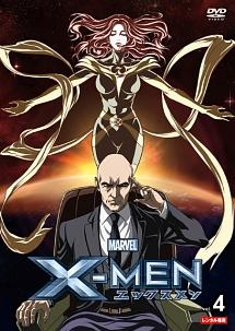 アニメ『X-MEN』DVDBlu-rayジャケット描き下ろしイラスト/原画