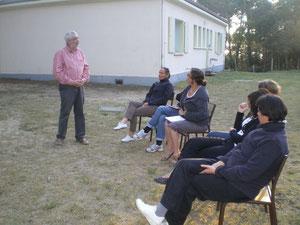 Directeur Ecole de Sophrologie de La Rochelle Formation Sophrologue praticien