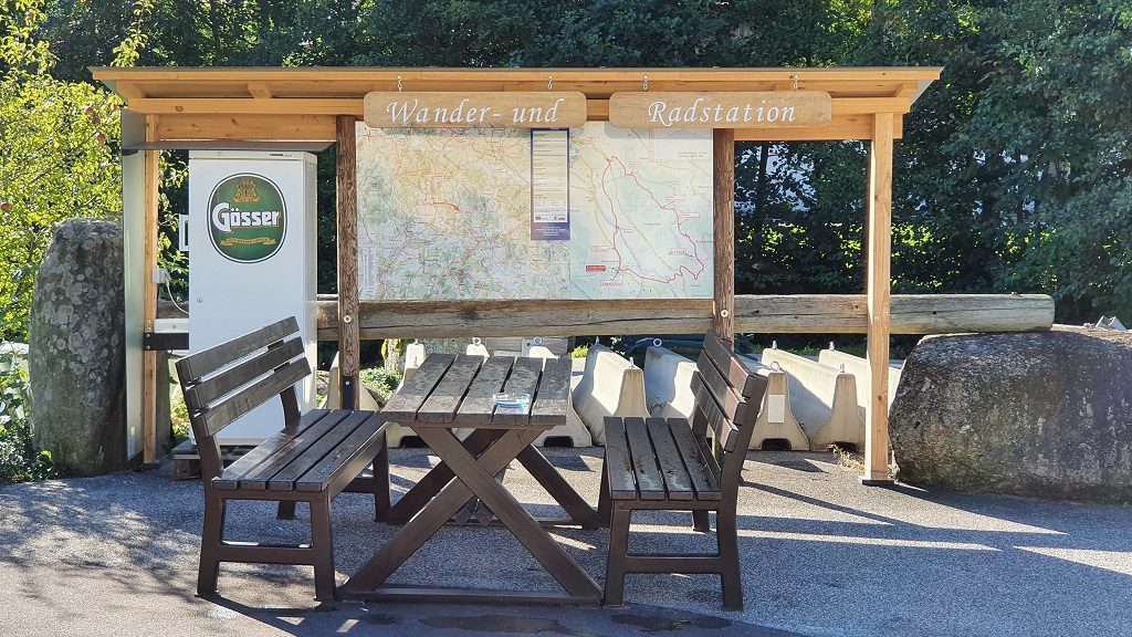 Wander- und Radstation (c) Maria Felhofer
