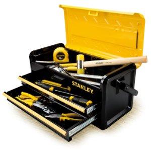 Werkzeugkasten, Werkzeugbox Stanley