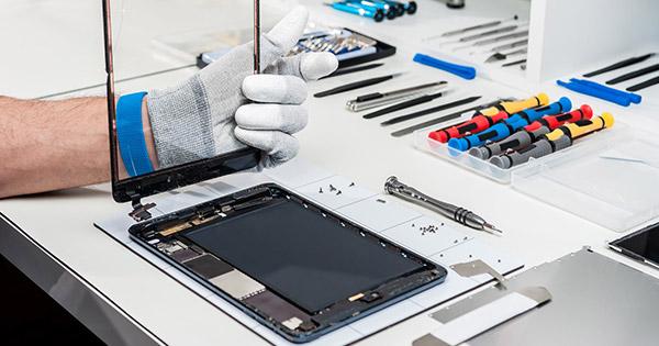 Reparateur de tablette sur Noumea
