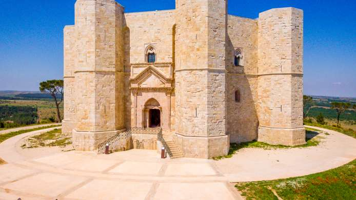 Apulia - visit the region with the Resort Grottamiranda