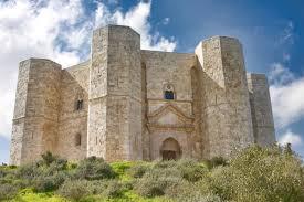 voyage dans les Pouilles : castel del Monte