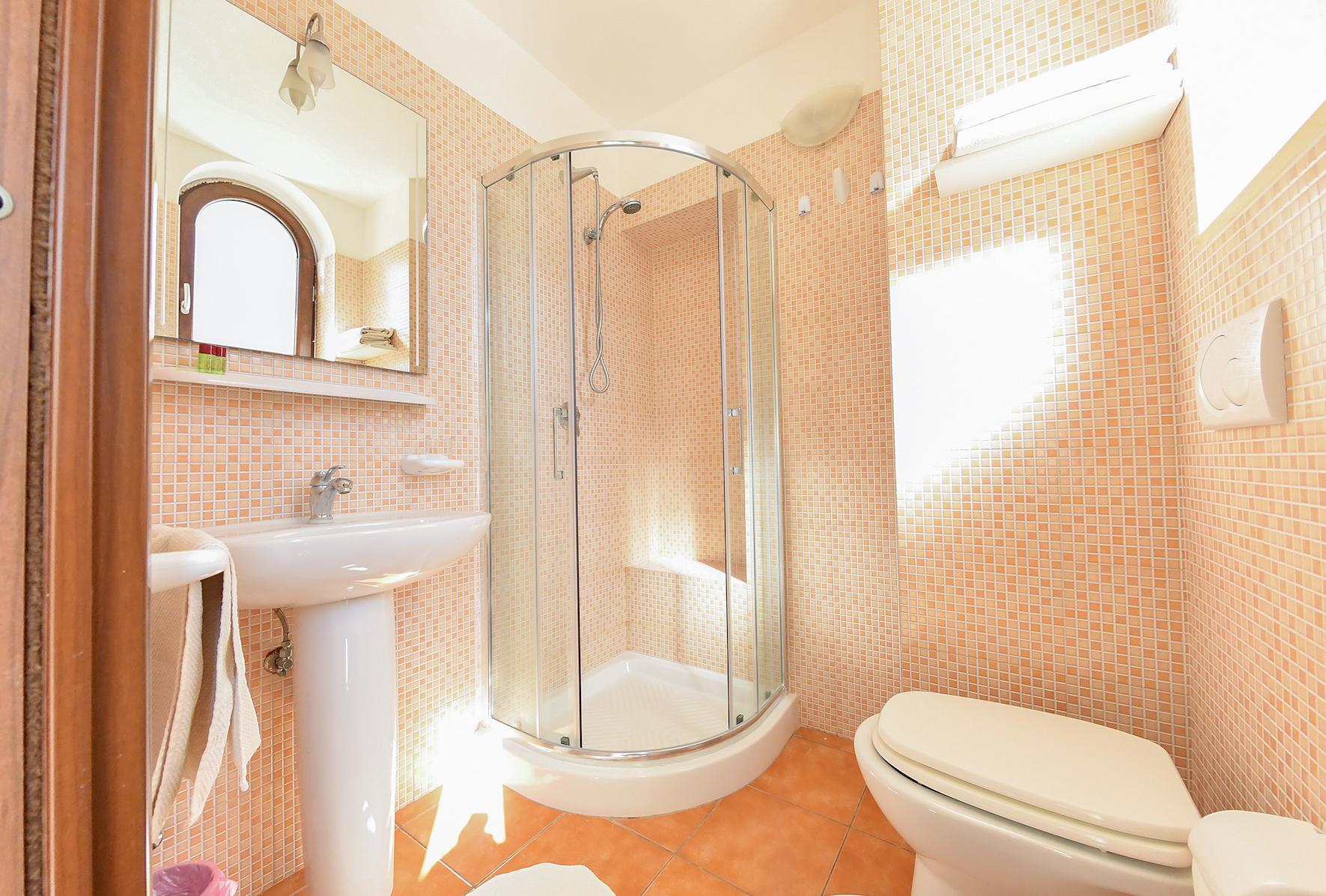 Salle de bain des appartements Lecce