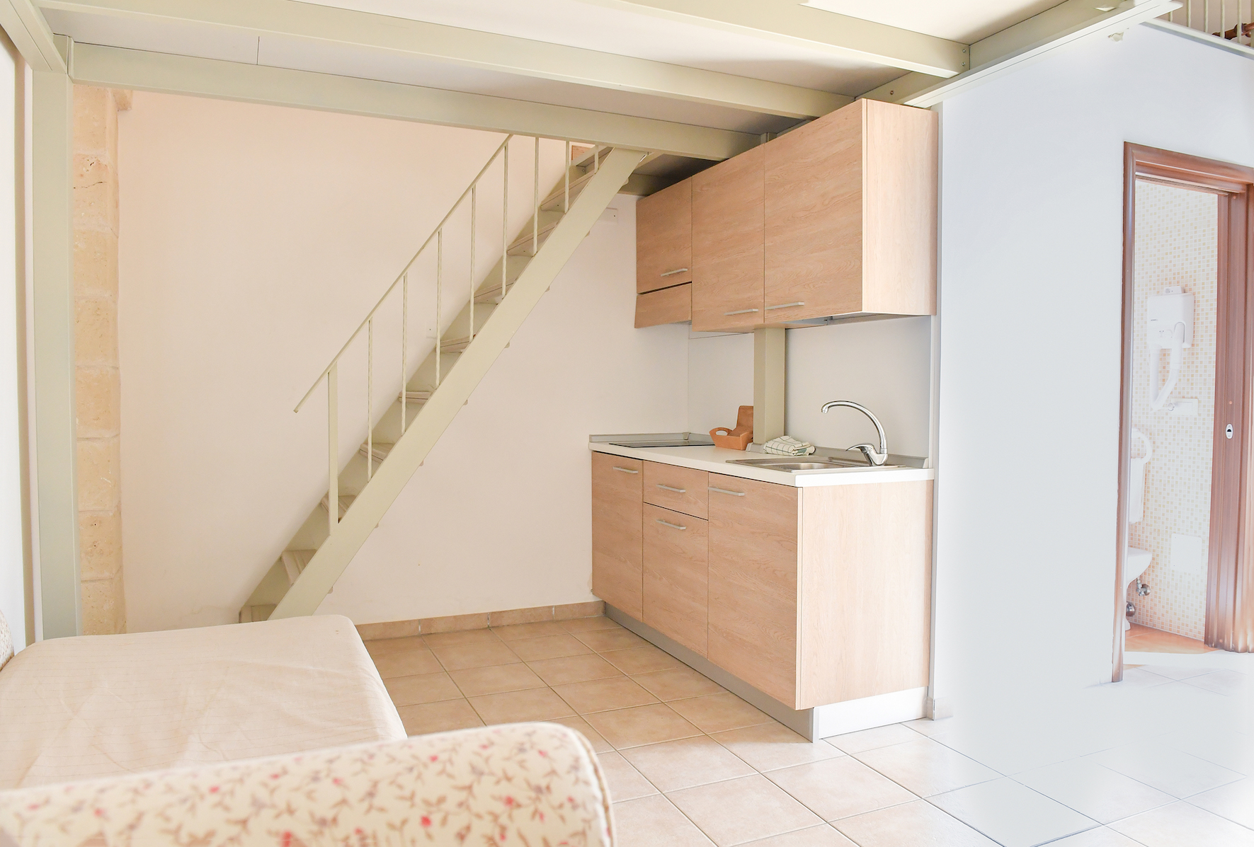 Lecce 6 - Wohnzimmer und Kûche