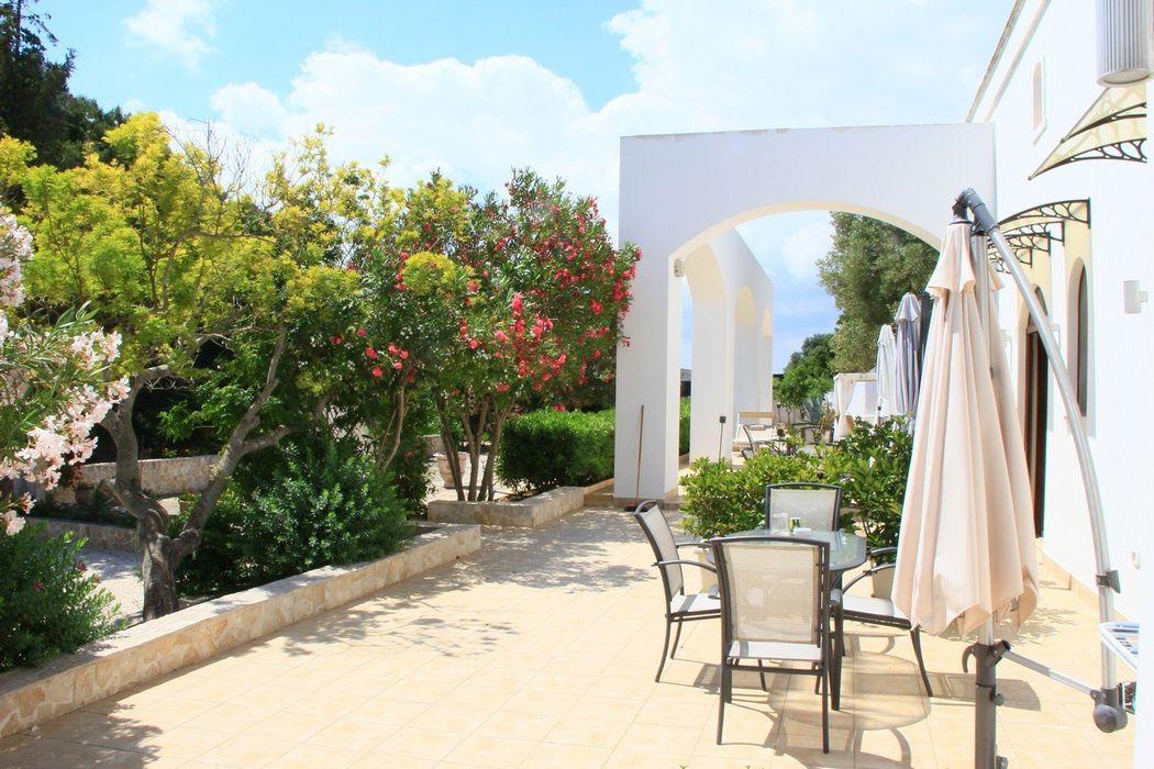 Terrassen Lecce 6 und 5