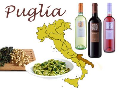 sud italie