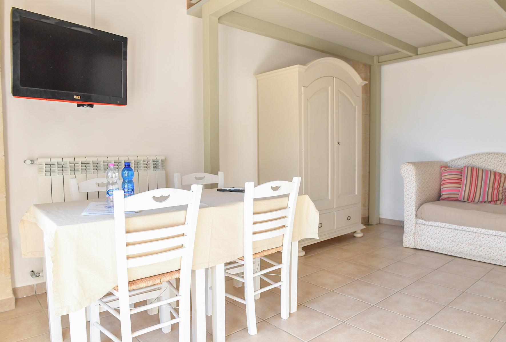Lecce 6 - Living room