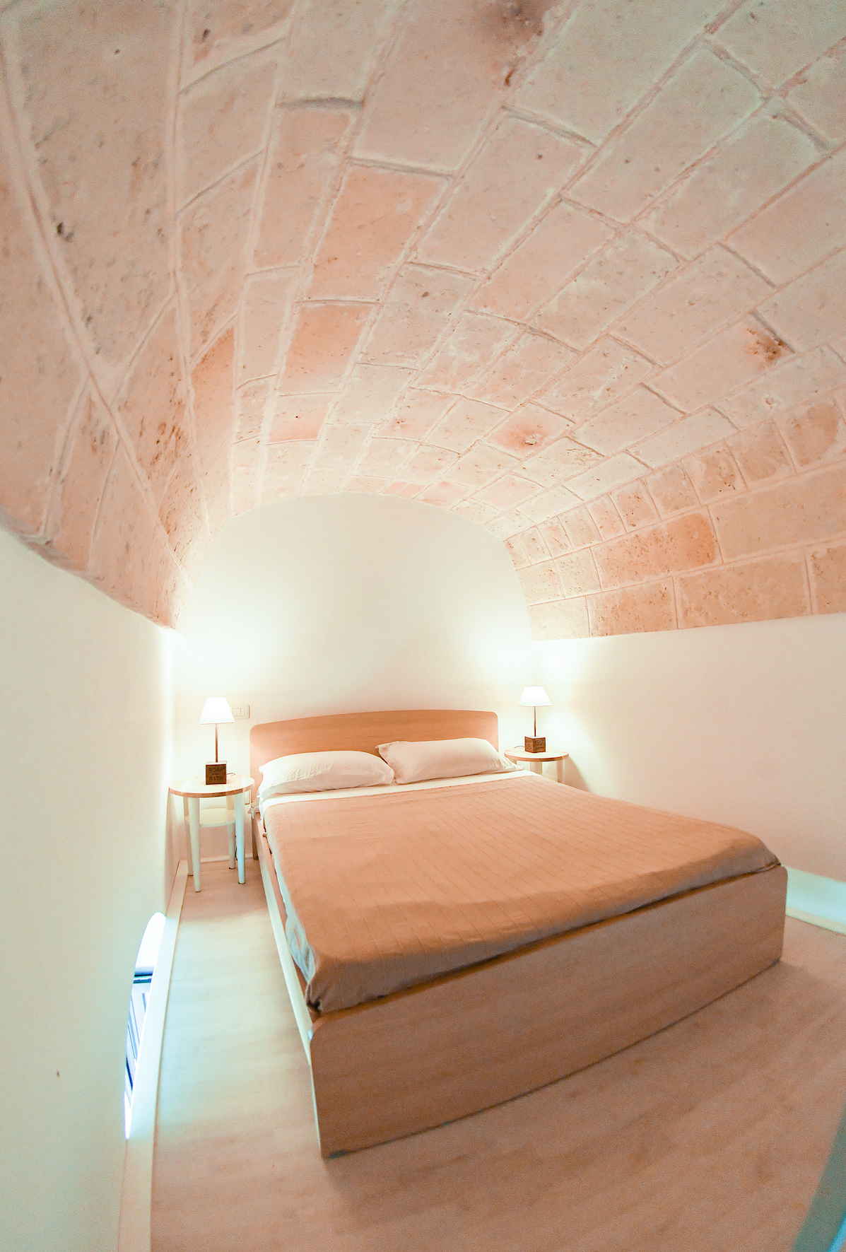 Ostuni 9 - Bedroom with Mezzanine