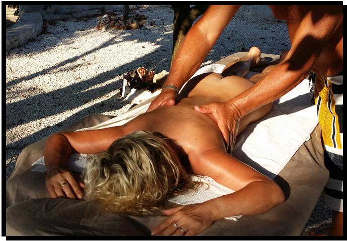Massage in de Natuur