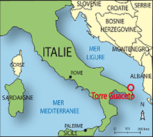 naaktstrandjes in italie